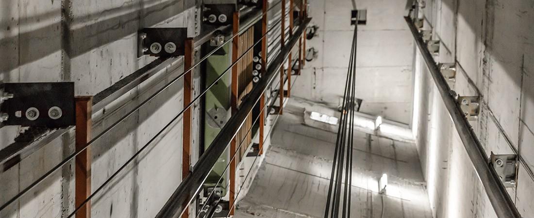Aufzug Reparatur und Störungsbeseitigungen Header
