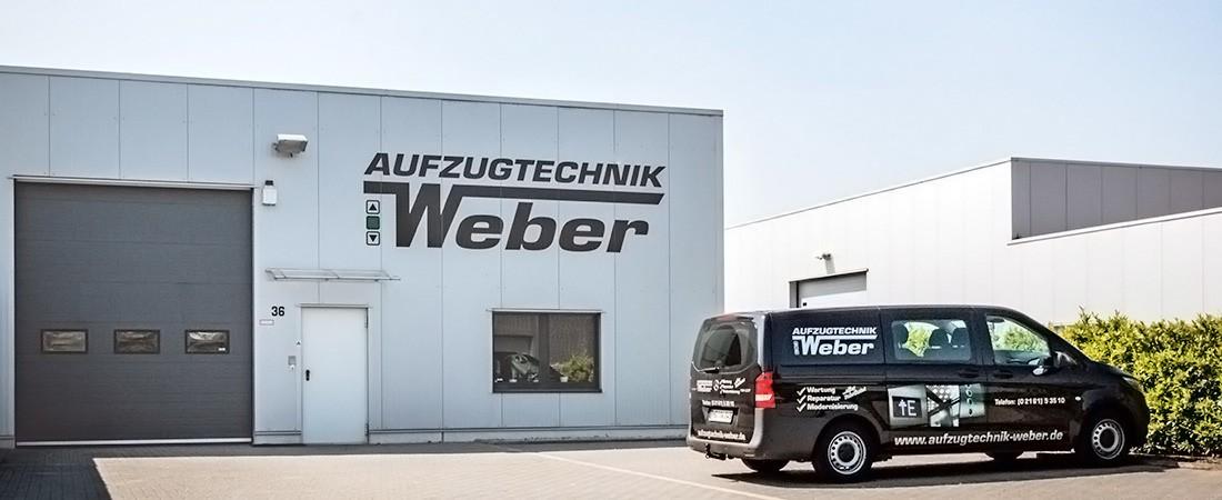 Gebäude von Aufzugtechnik Weber aus Mönchengladbach