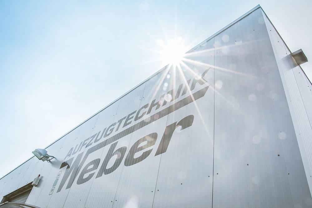 Gebäude von Aufzugtechnik Weber in Mönchengladbach