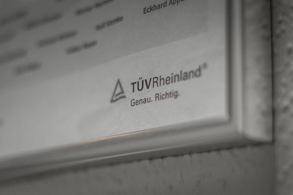 TÜV Rheinland Bild